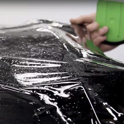 STEK® PPF - Dyno Black Hydrophobic 152 cm.