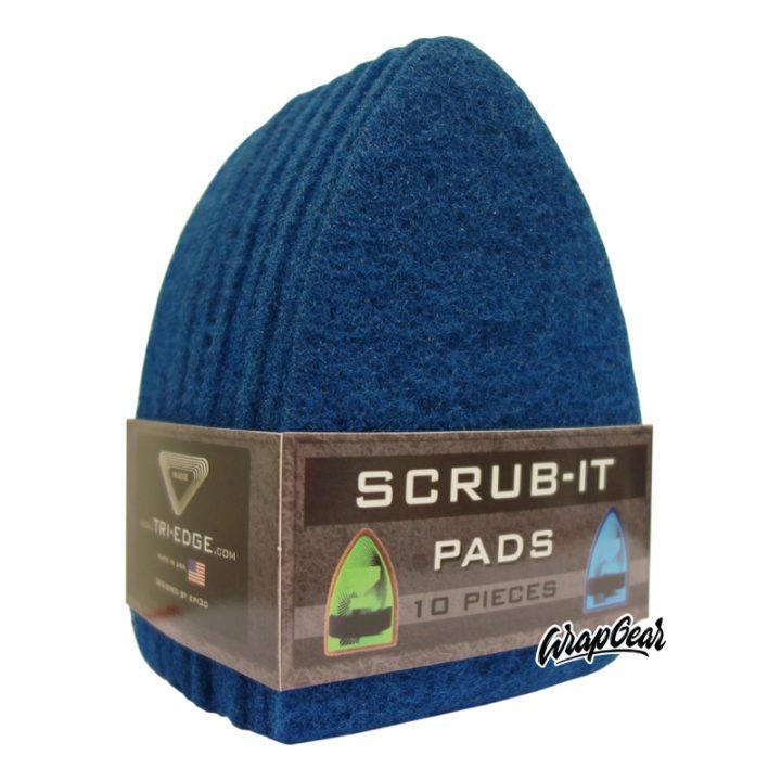 Scrub-It Pads Blauw