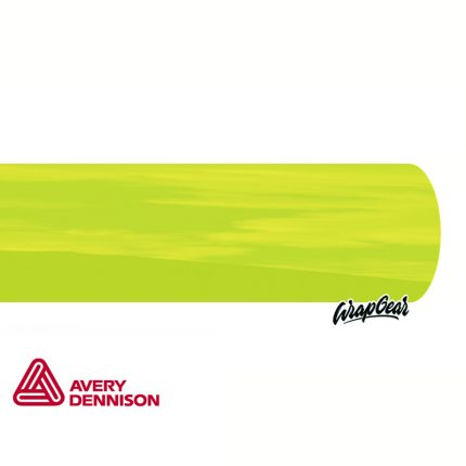 Avery Toxic Green<br>Breedte 152 cm