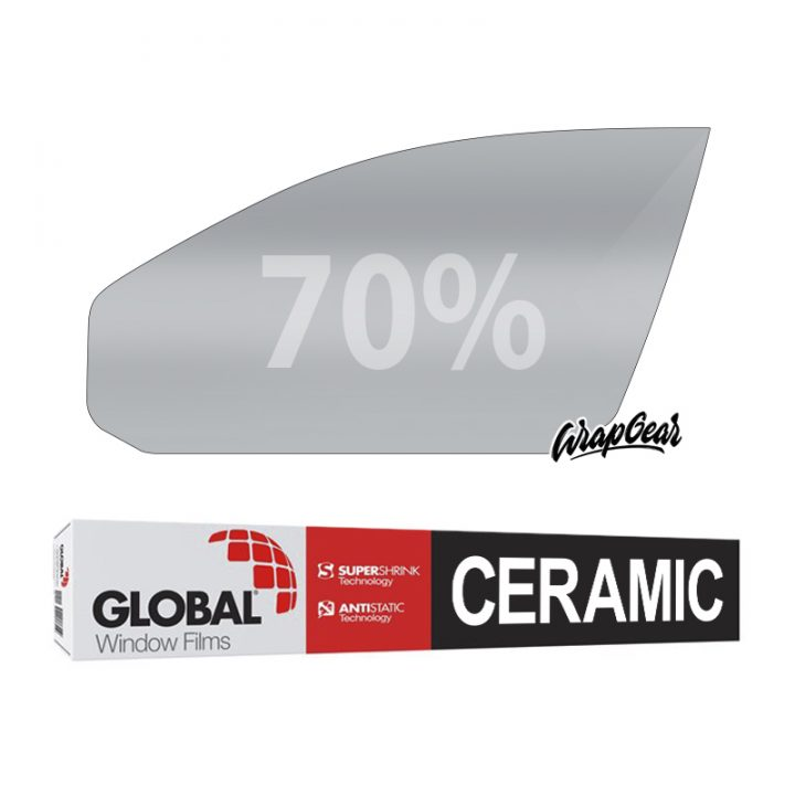 Global window film <br> QDP Ceramic 70