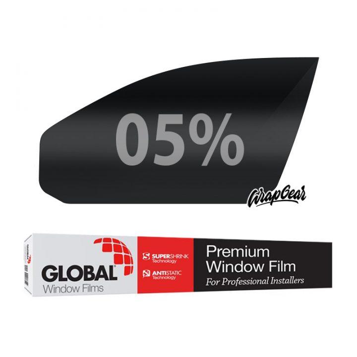 Global window film <br> HP 05 Charcoal Premium