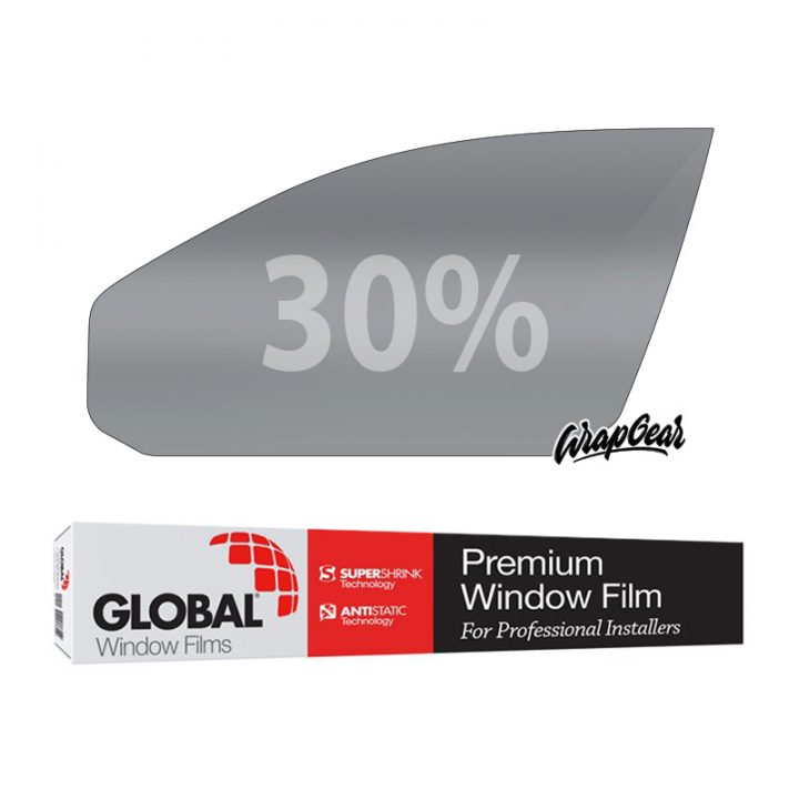 Global window film <br> HP 30 Charcoal Premium