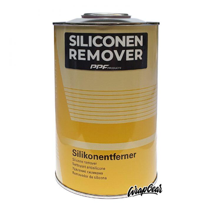 Siliconen Remover