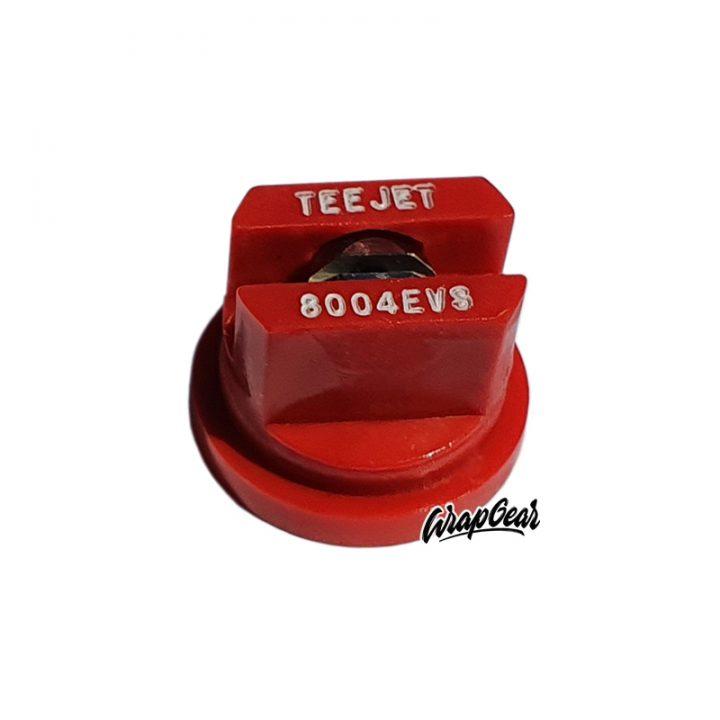 Nozzle TeeJet Rood