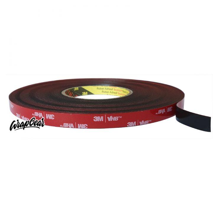 3M BLACK VHB Tape 12 mm.