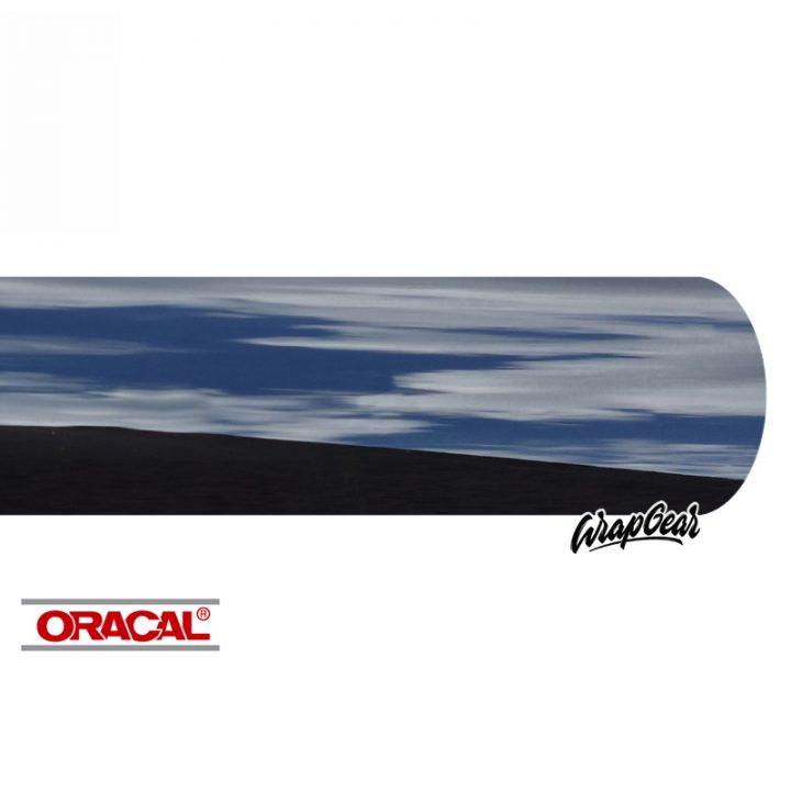 Oracal 970 Rapid Air<br>Zwart GLANS Breedte 152 cm