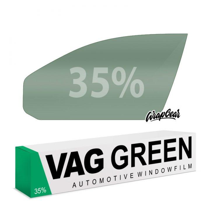 VAG Green window film <br> 35 Procent