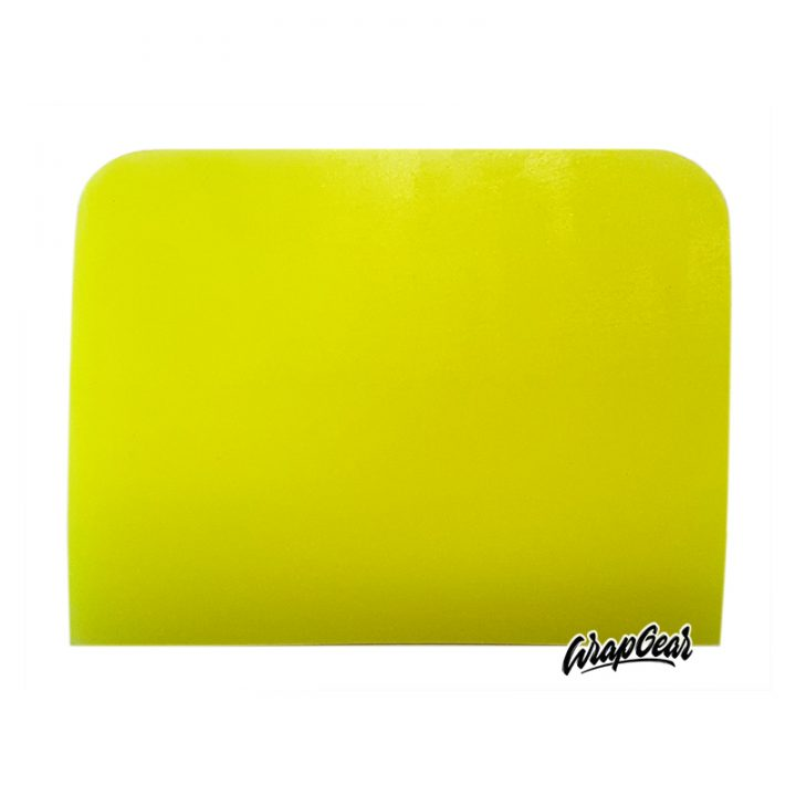 Yellow PPF Squeegee